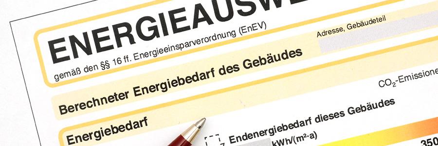 energienausweis - Energieeffizienz BW-Energie