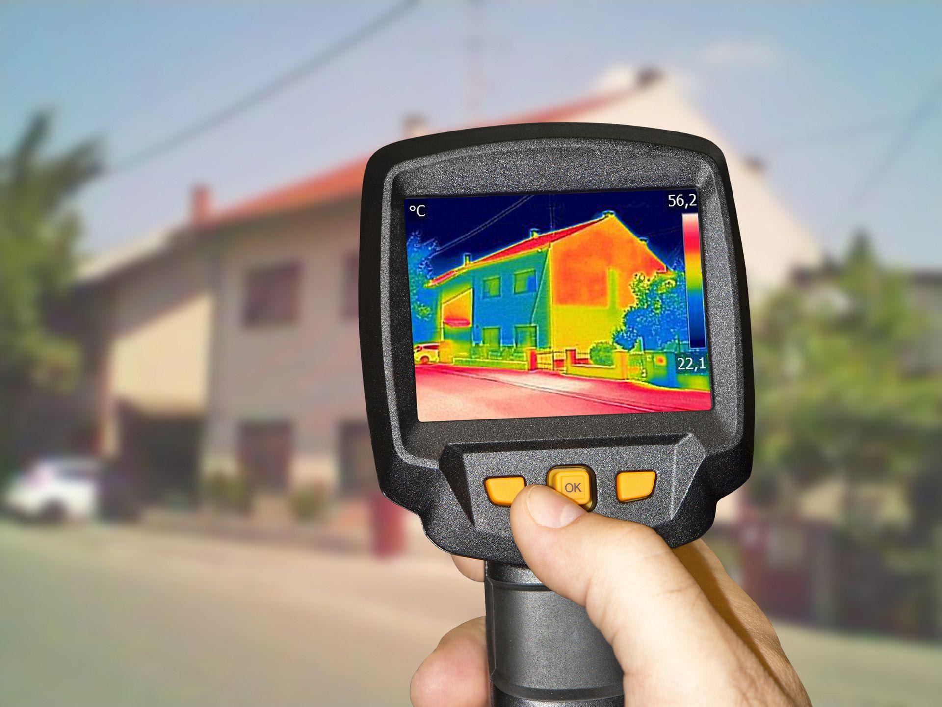 Thermografie- Energieeffizienz BW-Energie